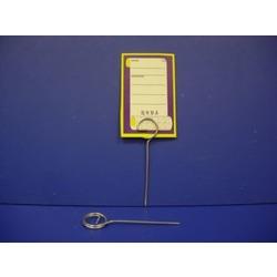 Ценникодержатель иголочка металлическая